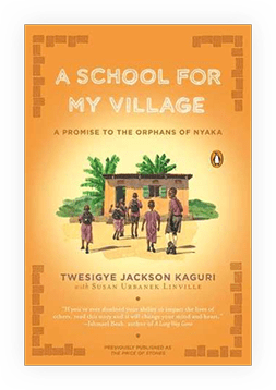 A School for My Village Book Cover