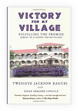 Victory for my Village book cover