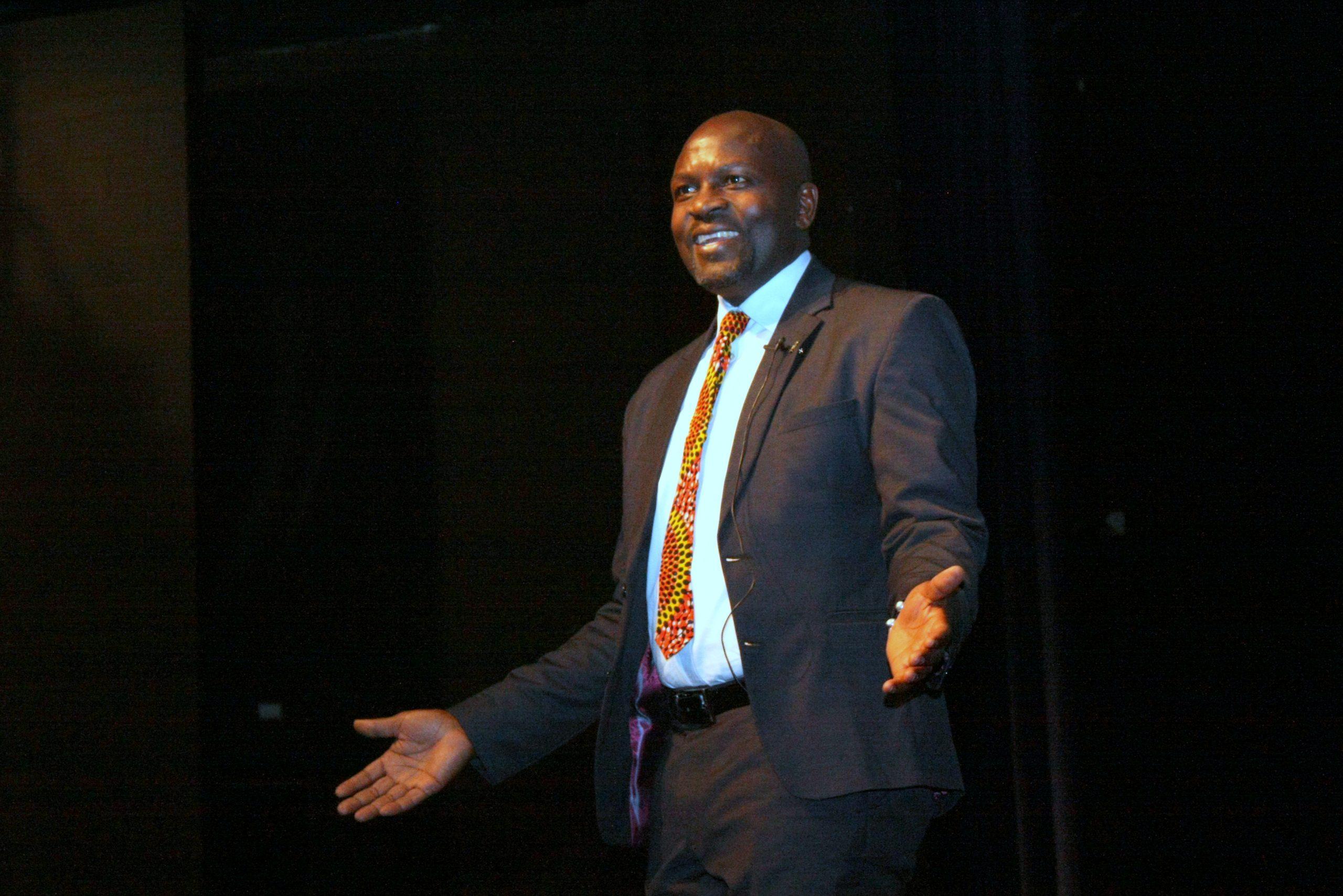 Sharing our Story- Nyaka's Inspirational Speaker