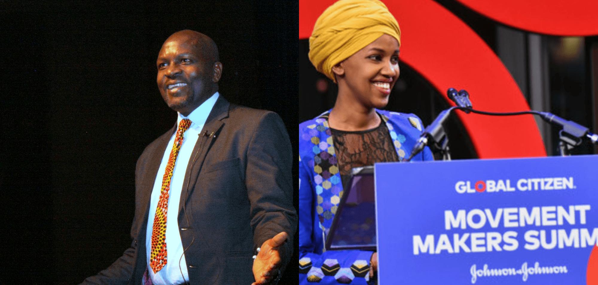 Sharing our Story- Nyaka's Inspirational Speakers