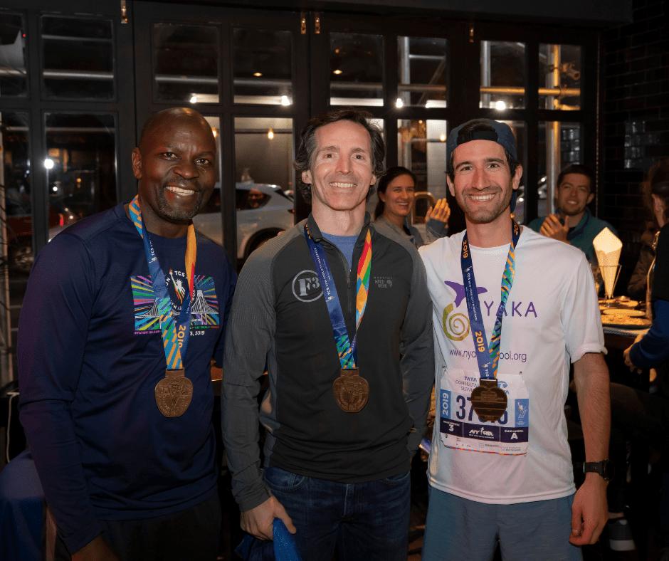 2021 TCS New York City Marathon